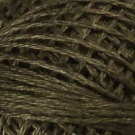 Valdani Three Strand Floss® - 8121 - Brown Black Light