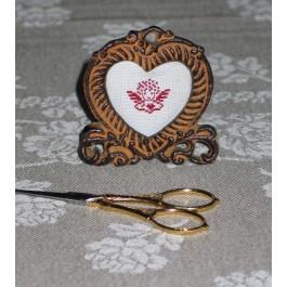 Cœur Miniature 7 x 7 cm