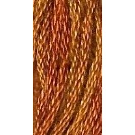 The Gentle Art Sampler Threads - Pumpkin Pie 7059