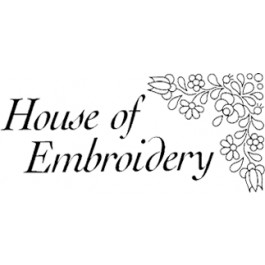 Fil House Of Embroidery Mouliné 1B