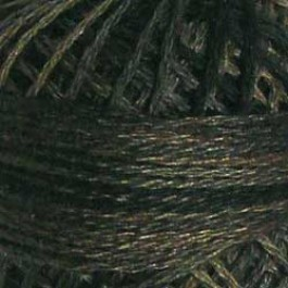 Valdani Three Strand Floss® - O501 - Ebony Almond