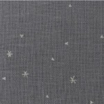 Zweigart Belfast Sparkle gris argent 7459